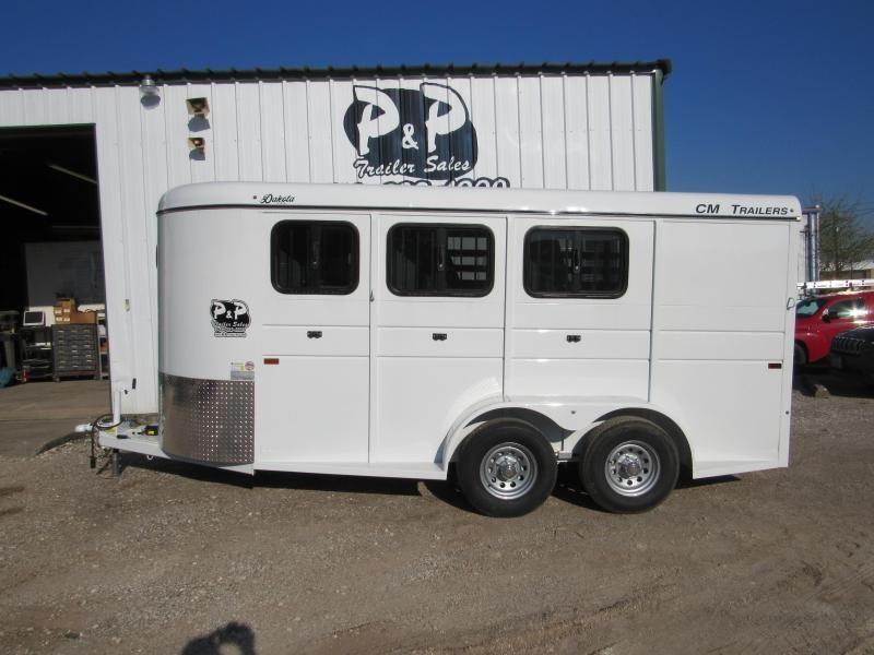 "2019 CM Dakota 3 Horse 16x6'x6'6""  Trailer in Ashburn, VA"