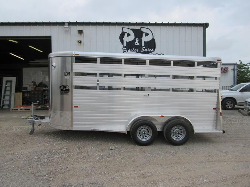 2019 W-W Trailers All Alum 6' Wide