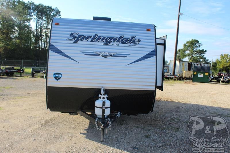 2019 Keystone RV Springdale Mini 1790FQ