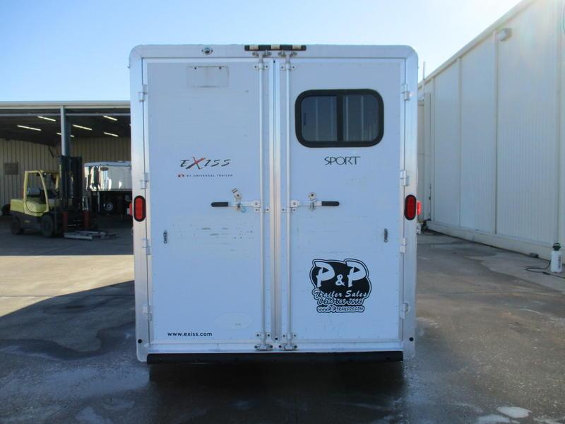 2006 Exiss Sport 3 Horse 4' Short Wall