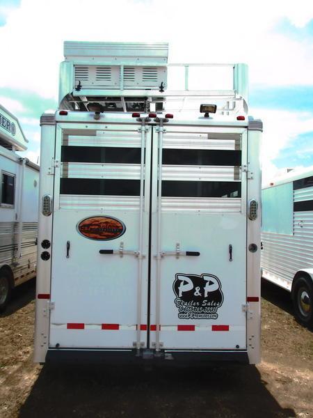 2007 Sundowner Trailers Horizon 6906 with 4.0 generator
