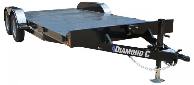2019 Diamond C Trailers GSF Car / Racing Trailer in Ashburn, VA