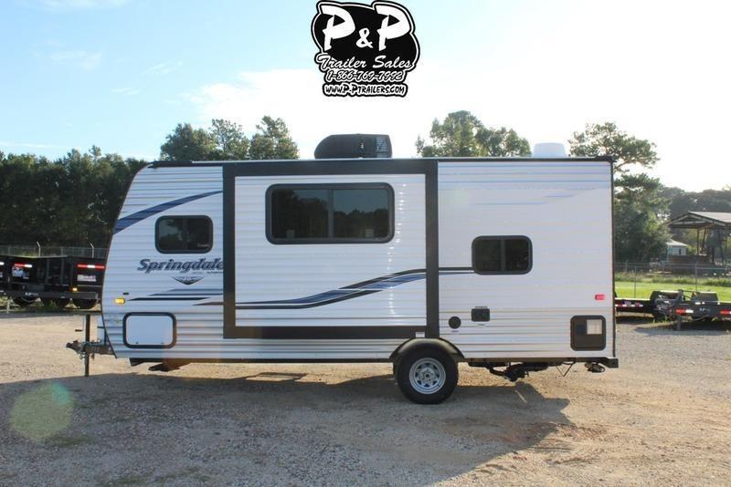 2020 Keystone RV Springdale Mini 1760BH Travel Trailer