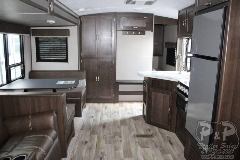 2018 Keystone Springdale 270LE 32.92' Travel Trailer LQ