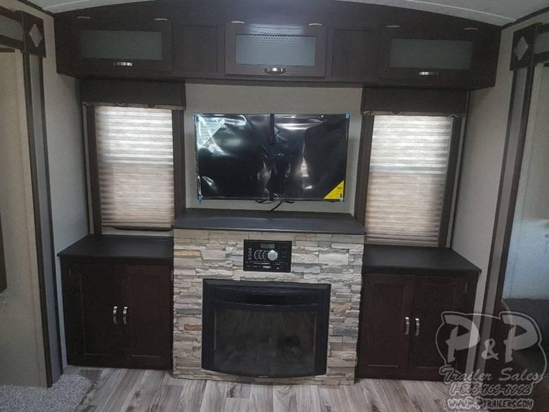 2019 Keystone Springdale 311RE 35.58' Travel Trailer LQ