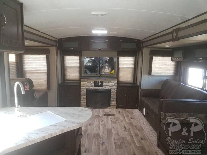 2019 Keystone Springdale 311RE 35.58' Travel Trailer LQ