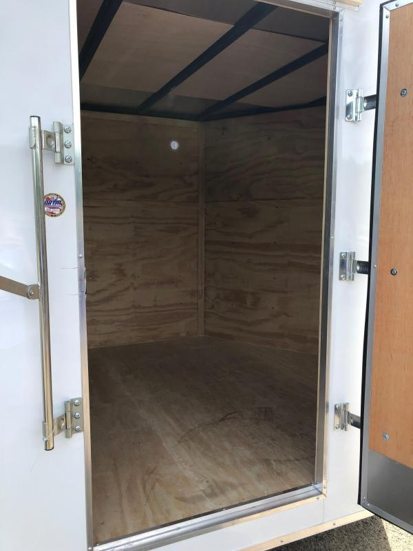 2019 Lark 8.5x24TA Enclosed Cargo Trailer