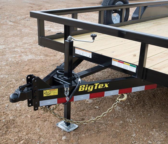 2019 Big Tex Trailers 14PI-20BK