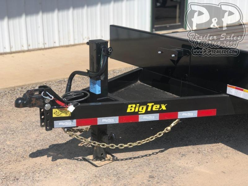 2019 Big Tex Trailers 16ET 17+3