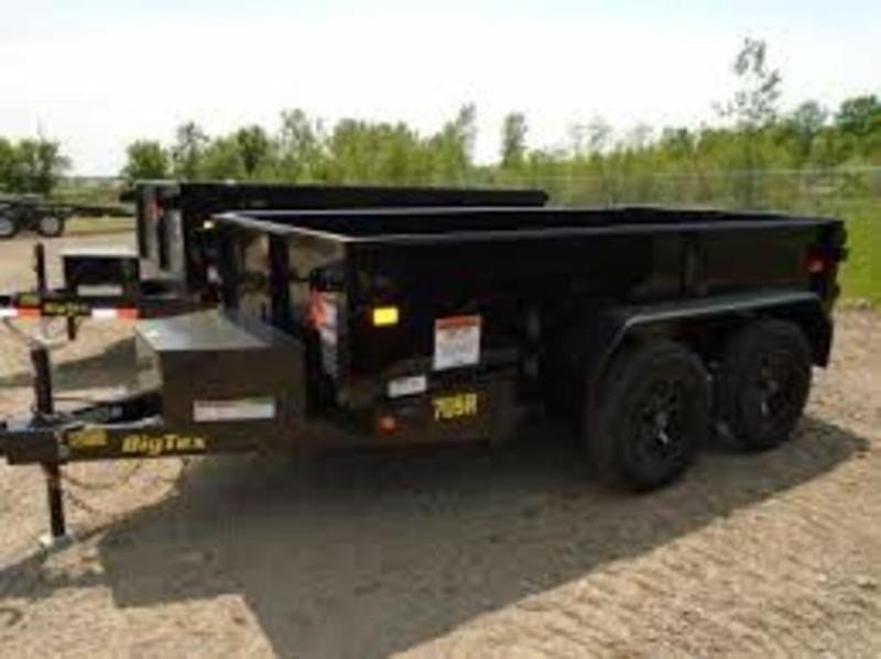 2018 Big Tex Trailers 70SR-10-5WDD