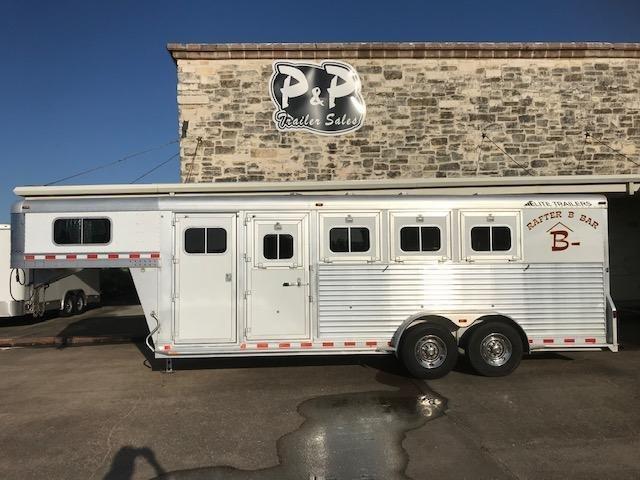 2007 Elite Trailers 4 Horse Horse Trailer in Ashburn, VA