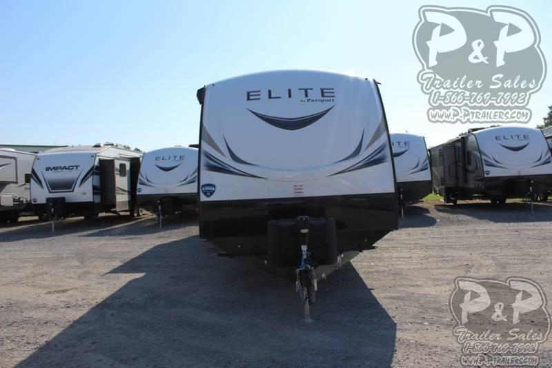 2020 Keystone Passport Elite 29DB 33.75 ft Travel Trailer RV