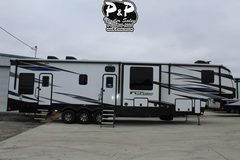 2020 Keystone Fuzion 429 44 ft Toy Hauler RV in Tortilla Flat, AZ
