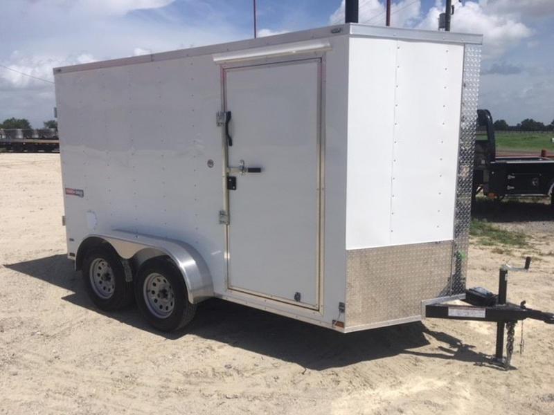 2020 Lark VT612TA 12 ft Enclosed Cargo Trailer in Ashburn, VA