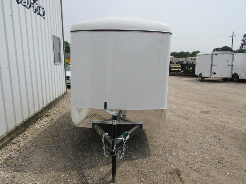 2019 Carry-On Trailer Cargo Trailers 5' x 10' CGR
