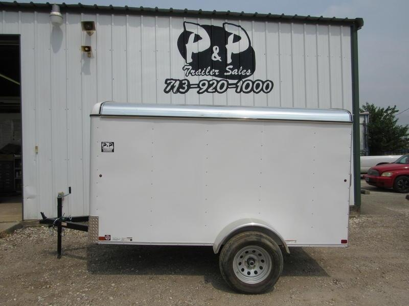 2019 Carry-On Trailer Cargo Trailers 5' x 10' CGR in Ashburn, VA
