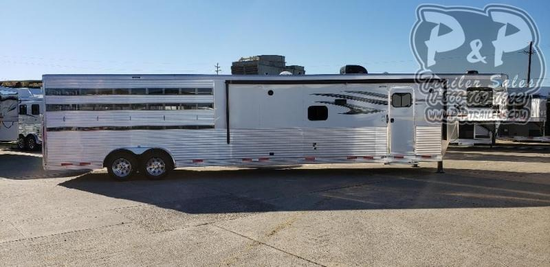 2020 Lakota LE81415SRB 35 ft Livestock Trailer LQ