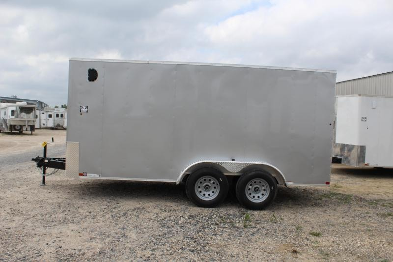 2019 Carry-On 7x16CGBN7K 16' Enclosed Cargo Trailer