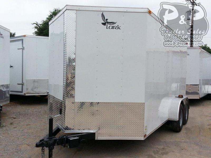 2019 Lark United VT714TA 7'W 14' Long Tandem Axle