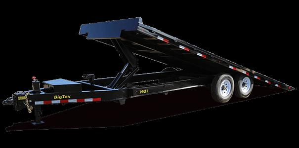 2020 Big Tex Trailers 4OT-22 22' Utility Trailer