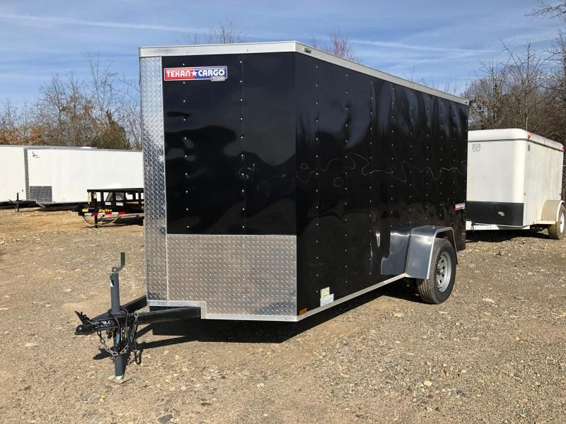 2019 Lark VT612SA Enclosed Cargo Trailer