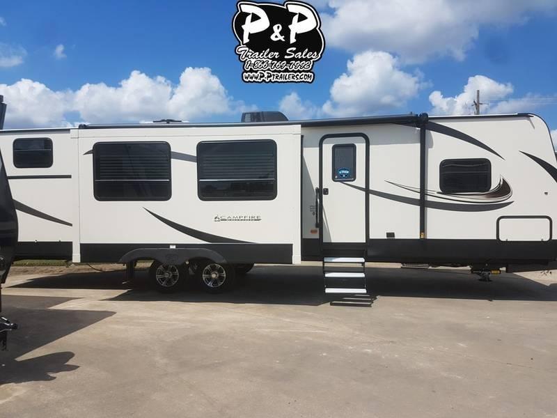 2018 Keystone Sprinter Campfire 33BH 36' Travel Trailer LQ in Ashburn, VA