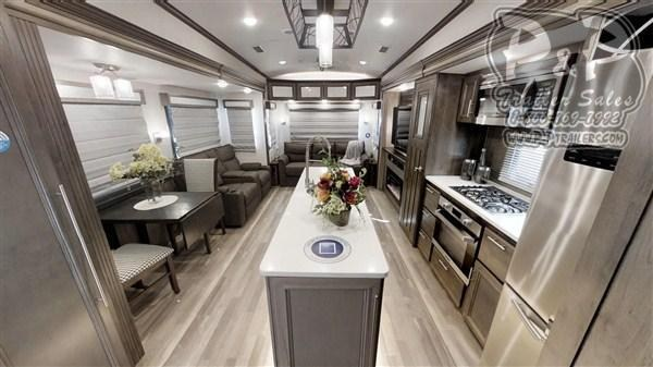 2019 Forest River Cardinal 3875FBX Fifth Wheel Campers RV LQ