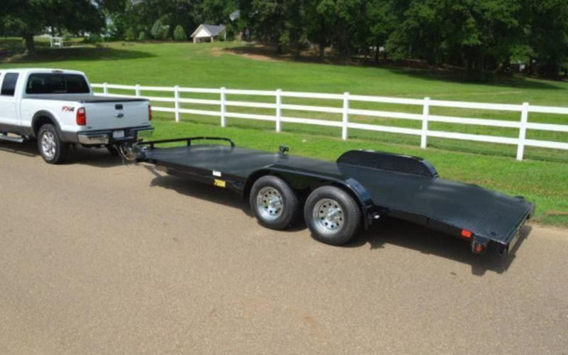 2019 Big Tex Trailers 70DM 20