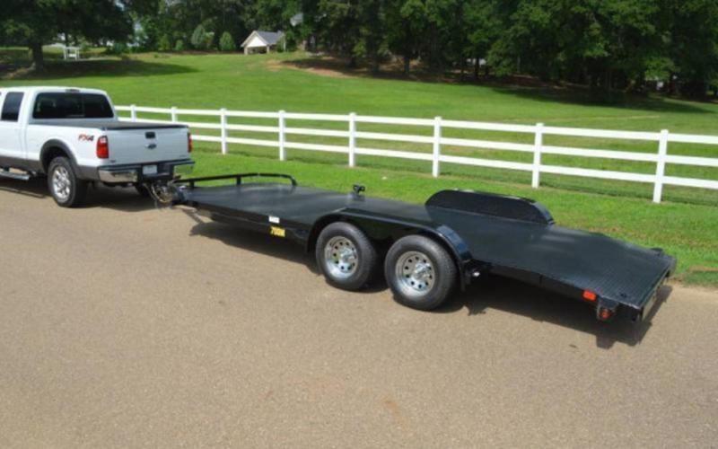 """2019 Big Tex  70DM 20 83""""x20 Car Hauler"""