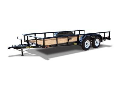 2019 Big Tex Trailers 70PI-X 18