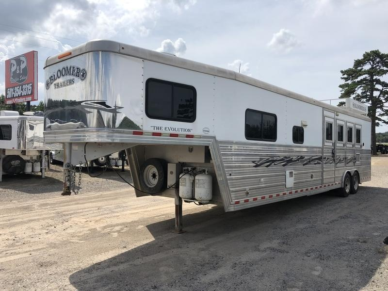 2009 Bloomer Trailers 8415