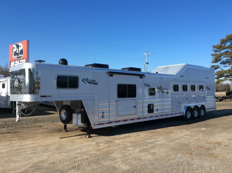 2019 Platinum Coach Trailers 8418PCOL
