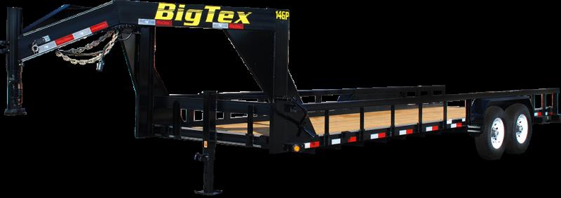 2019 Big Tex Trailers 14GP-24 Equipment Trailer