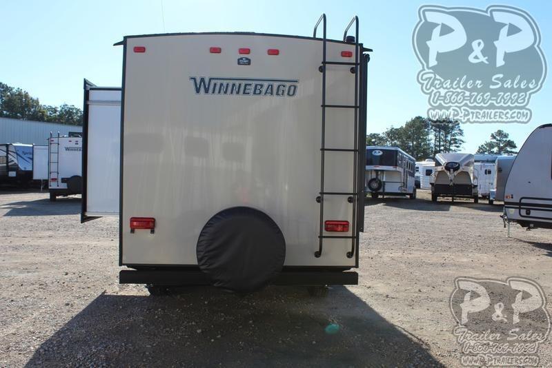 2019 Winnebago Micro Minnie 2108DS 22.42 ft Travel Trailer RV