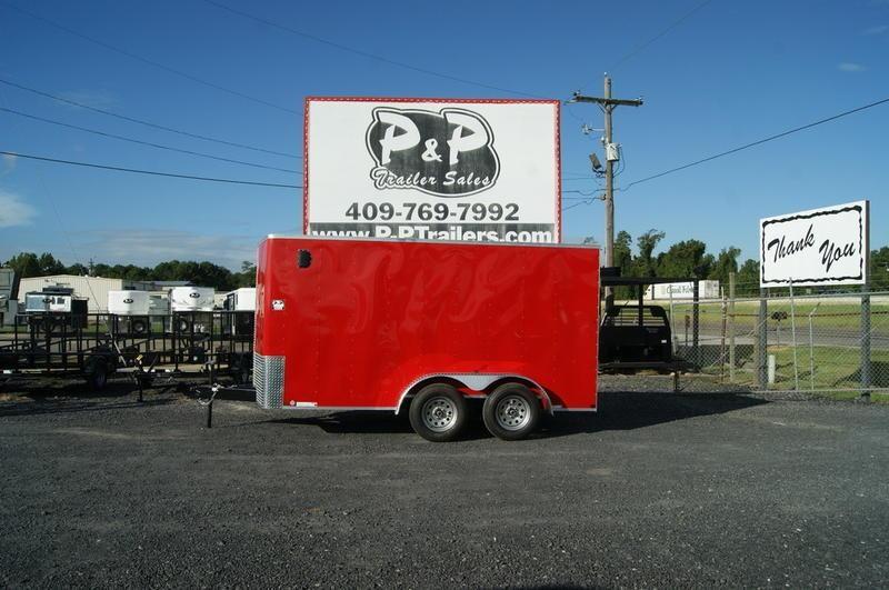 2019 Carry-On 7X14 CGRBN 14' Enclosed Cargo Trailer in Ashburn, VA