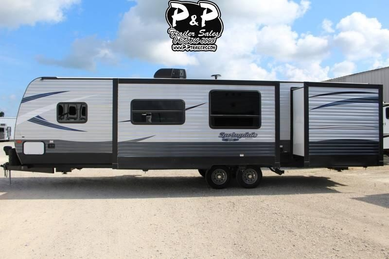 2018 Keystone Springdale Summerland 3030BH 34.92' Travel Trailer LQ