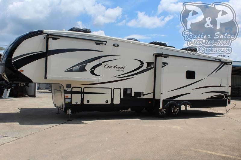 2019 Forest River Cardinal 3456RLX 40.17 ft Fifth Wheel Campers RV