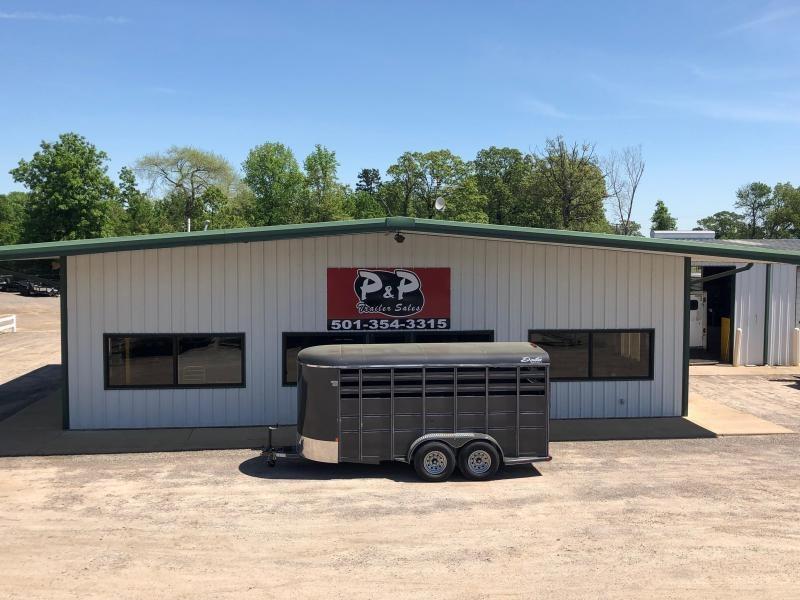 2019 Delta Manufacturing 500 Series 16' Livestock Trailer in Ashburn, VA