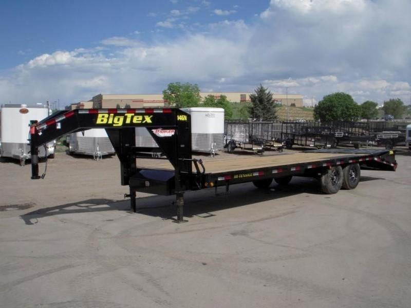 2019 Big Tex Trailers 14GN 25+5MR