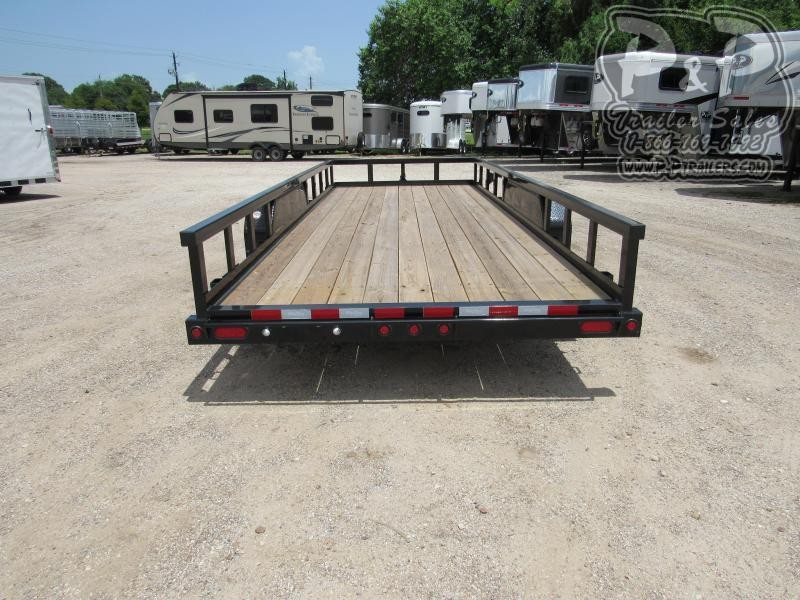 2019 Big Tex Trailers 14PI-20BK Utility Trailer
