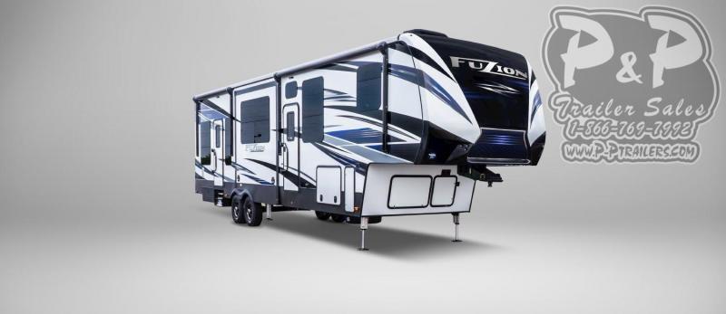 2019 Keystone Fuzion 419 TOY HAULER 44' Toy Hauler LQ