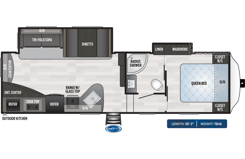 2020 Keystone RV Springdale 272FWRE 30.17 ft Fifth Wheel Campers RV