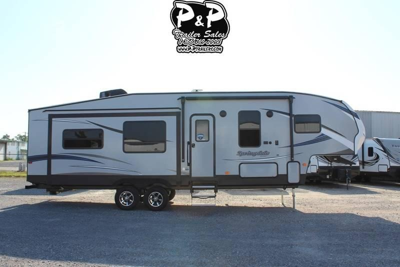 2019 Keystone Springdale 253FWRE 32.83' Fifth Wheel Campers LQ
