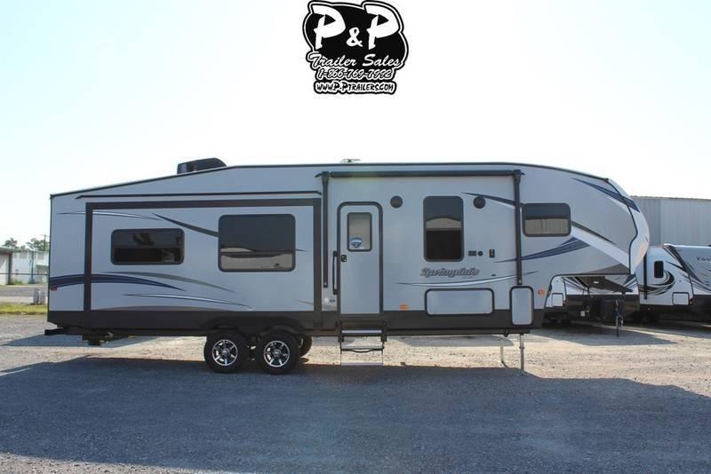 "2019 Keystone Springdale 253FWRE 32' 10""' Fifth Wheel Campers in Ashburn, VA"