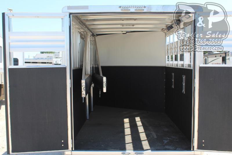 2019 CM CMH5043-16 3H RENEGADE 3 Horse Slant Load Trailer