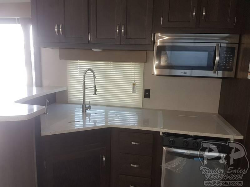2020 Keystone RV Residence Destination 401FDEN 40.11' Destination Trailers LQ