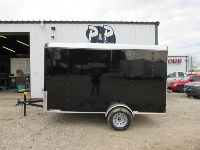 2019 Carry-On 6 X 12 CGR Enclosed Cargo Trailer