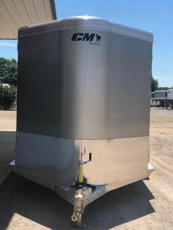 2019 CM CMH4543-1670252 CHEYENNE Horse Trailer