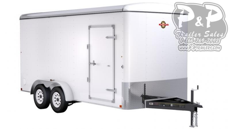 2019 Carry-On 7X14CGRUTVCT Enclosed Cargo Trailer