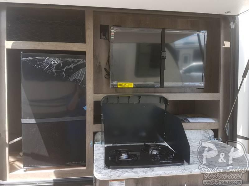 2018 Keystone RV Sprinter Campfire 33BH